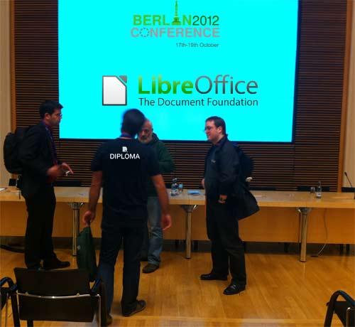 DIPLOMA LibreOffice Berlin_2012